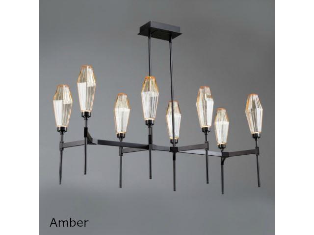 Picture of Linear Chandelier   Aalto 8