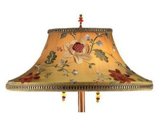 Living Room Floor Lamp Shade | James (Freddy)