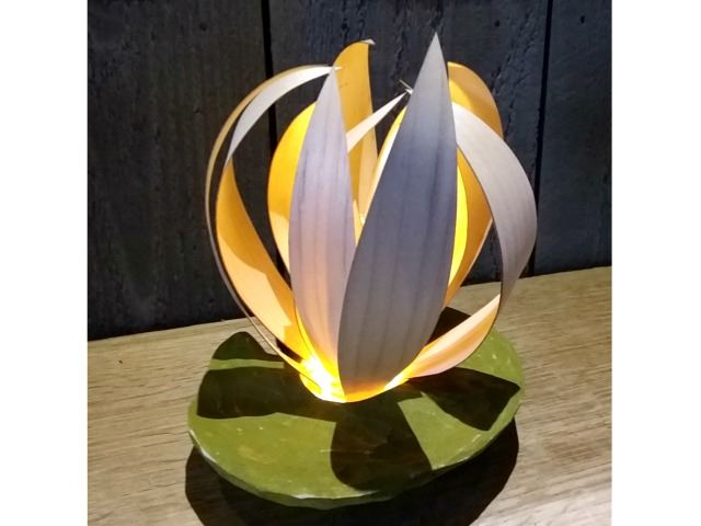 Picture of Unique Lamps | Lotus Flower