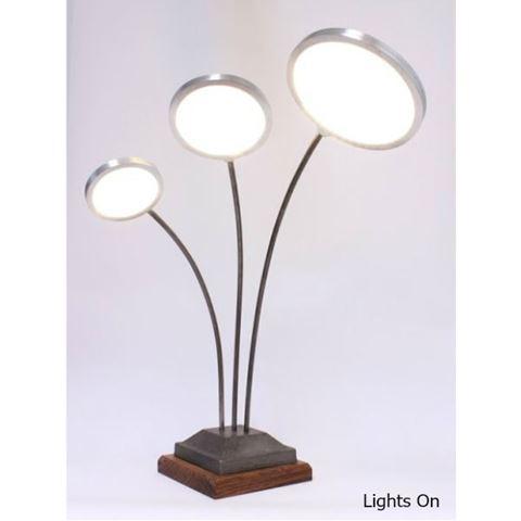 Geo Trio Table Lamp
