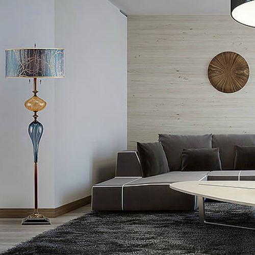 Picture of Kinzig Floor Lamp - Grayson