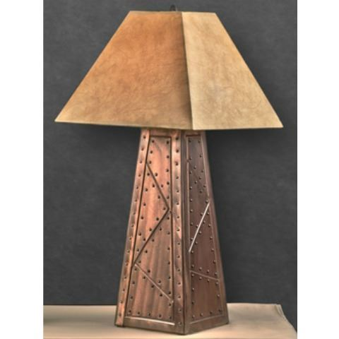 Unique Lamps | Riveted