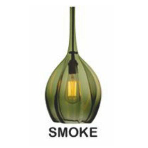 Pendant Light | Morph Edison | Smoke