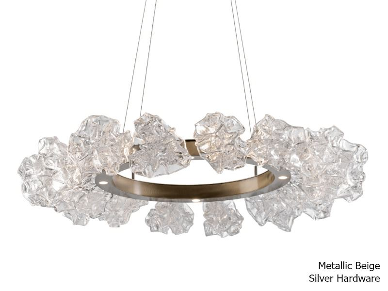 Picture of Ring Chandelier | Blossom 16
