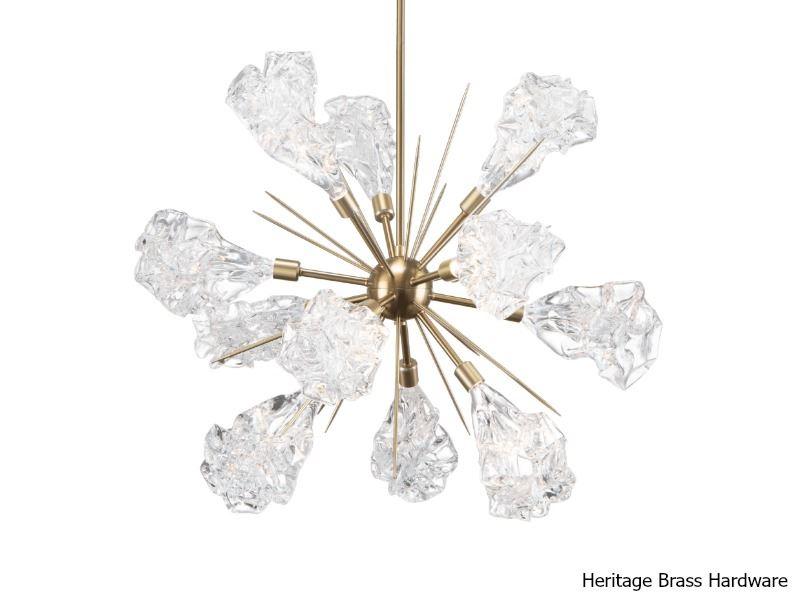 Picture of Starburst Chandelier | Blossom II