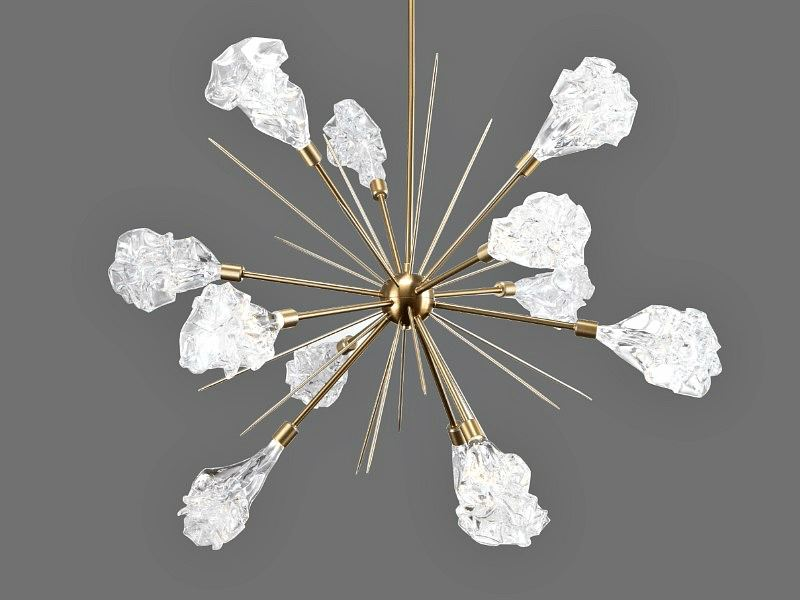 Picture of Starburst Chandelier | Blossom III