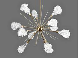 Picture of Starburst Chandelier | Blossom III
