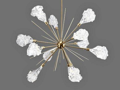 Starburst Chandelier | Blossom III