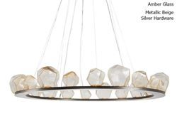 Picture of Ring Chandelier | Gem 20