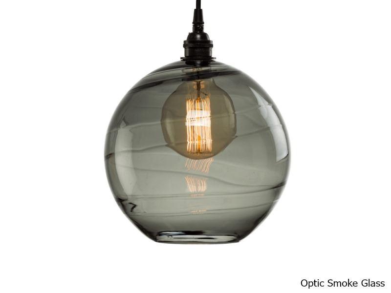 Picture of Blown Glass Pendant Light   Terra