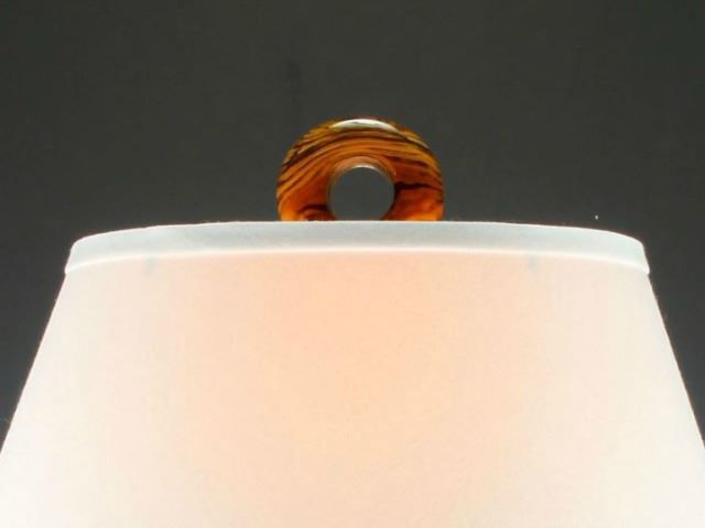 Picture of Designer Lamps | Flattened Opal