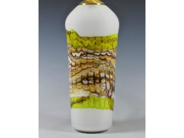 Picture of Designer Lamps | Lime Opal