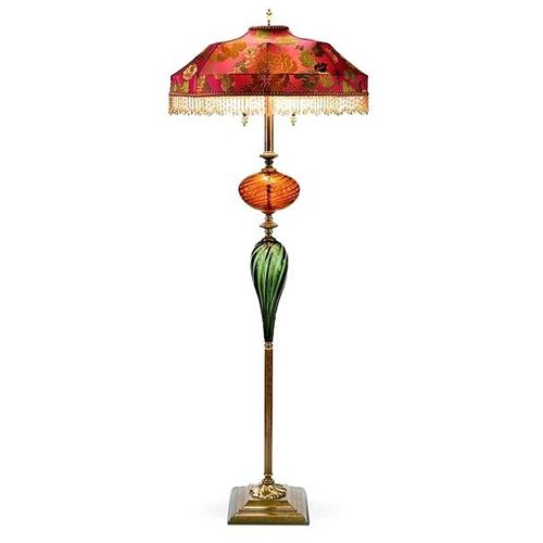 Picture of Kinzig Floor Lamp - Benny