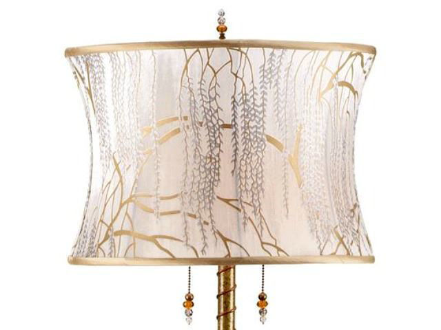 Living Room Floor Lamp Shade | Katz