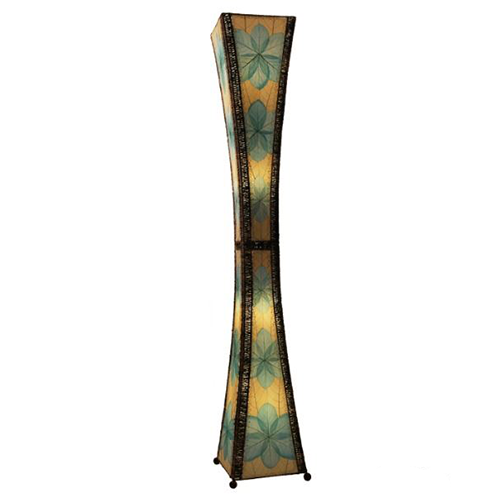 Picture of Unique Floor Lamp | Hourglass - X-Large