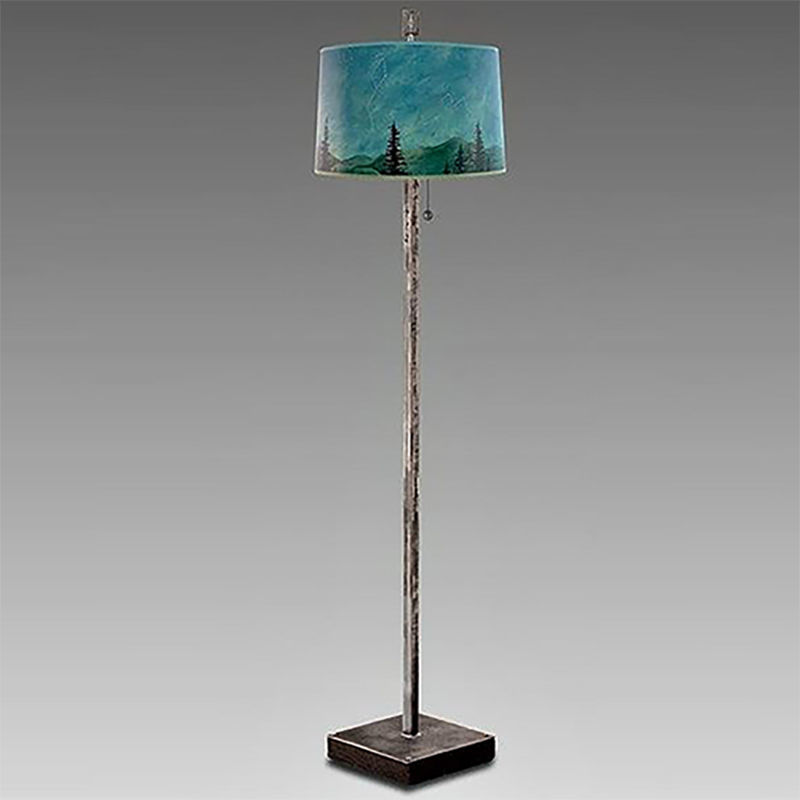 Living Room Floor Lamp | Midnight Sky